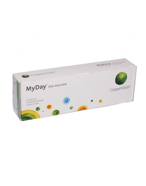 Myday - עדשות מגע יומיות